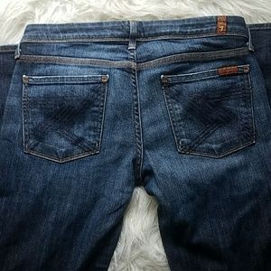Seven for all mankind jeans blue
